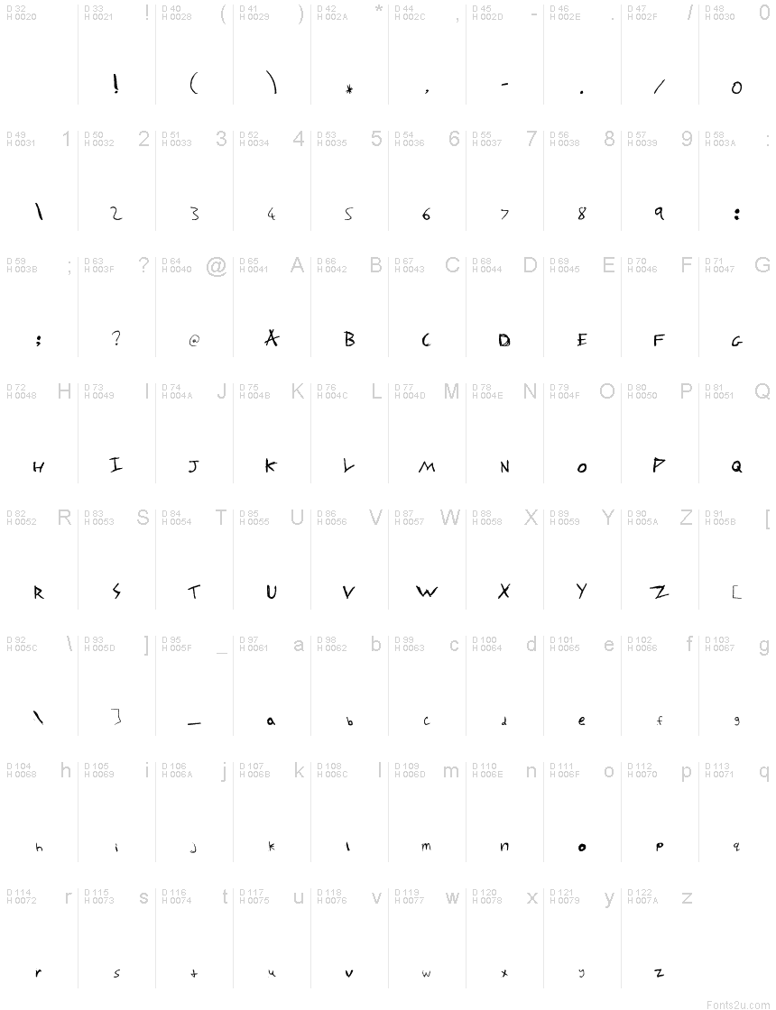 Anarchy font basic font information buycottarizona