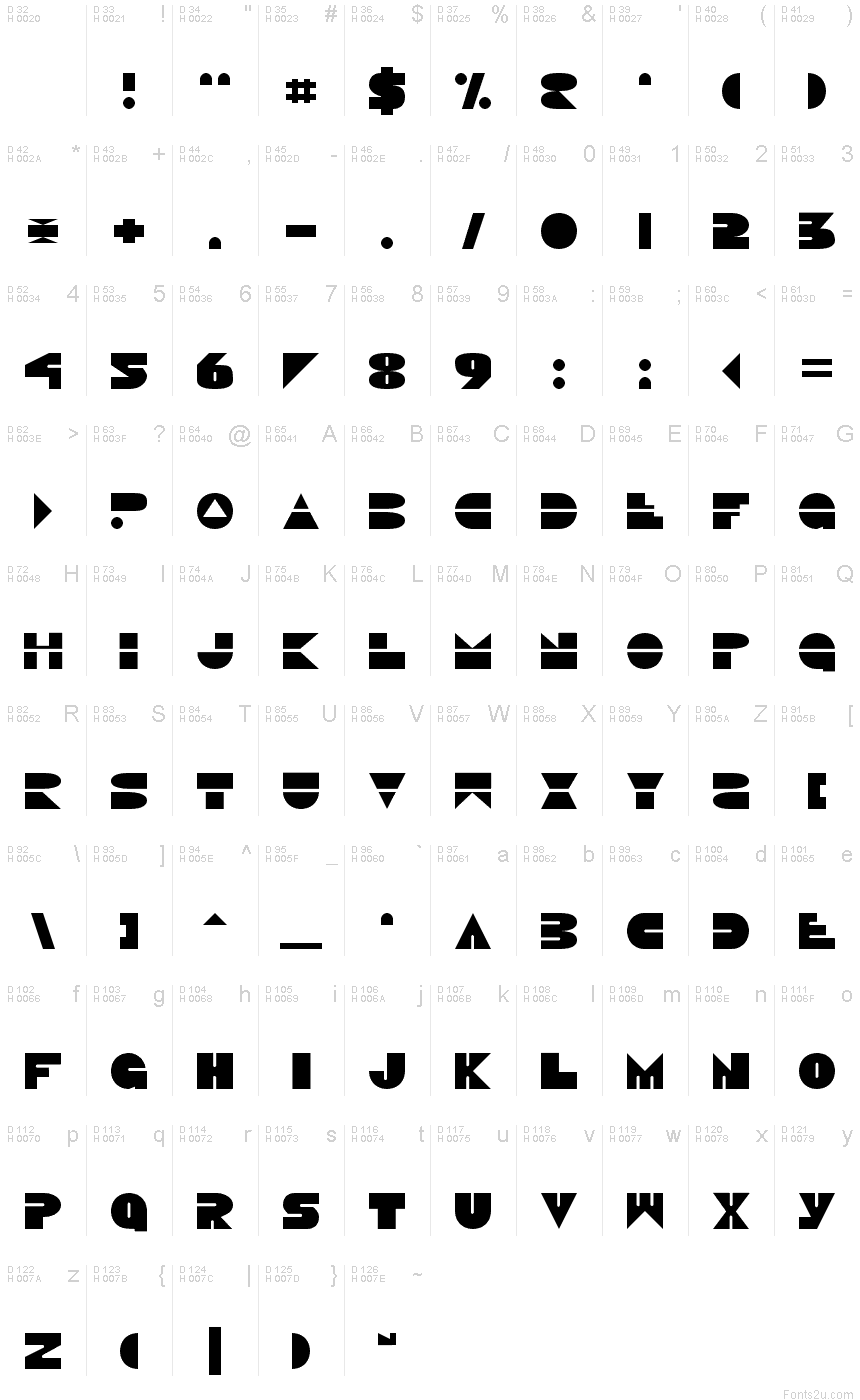 Disco duck font basic font information biocorpaavc Images