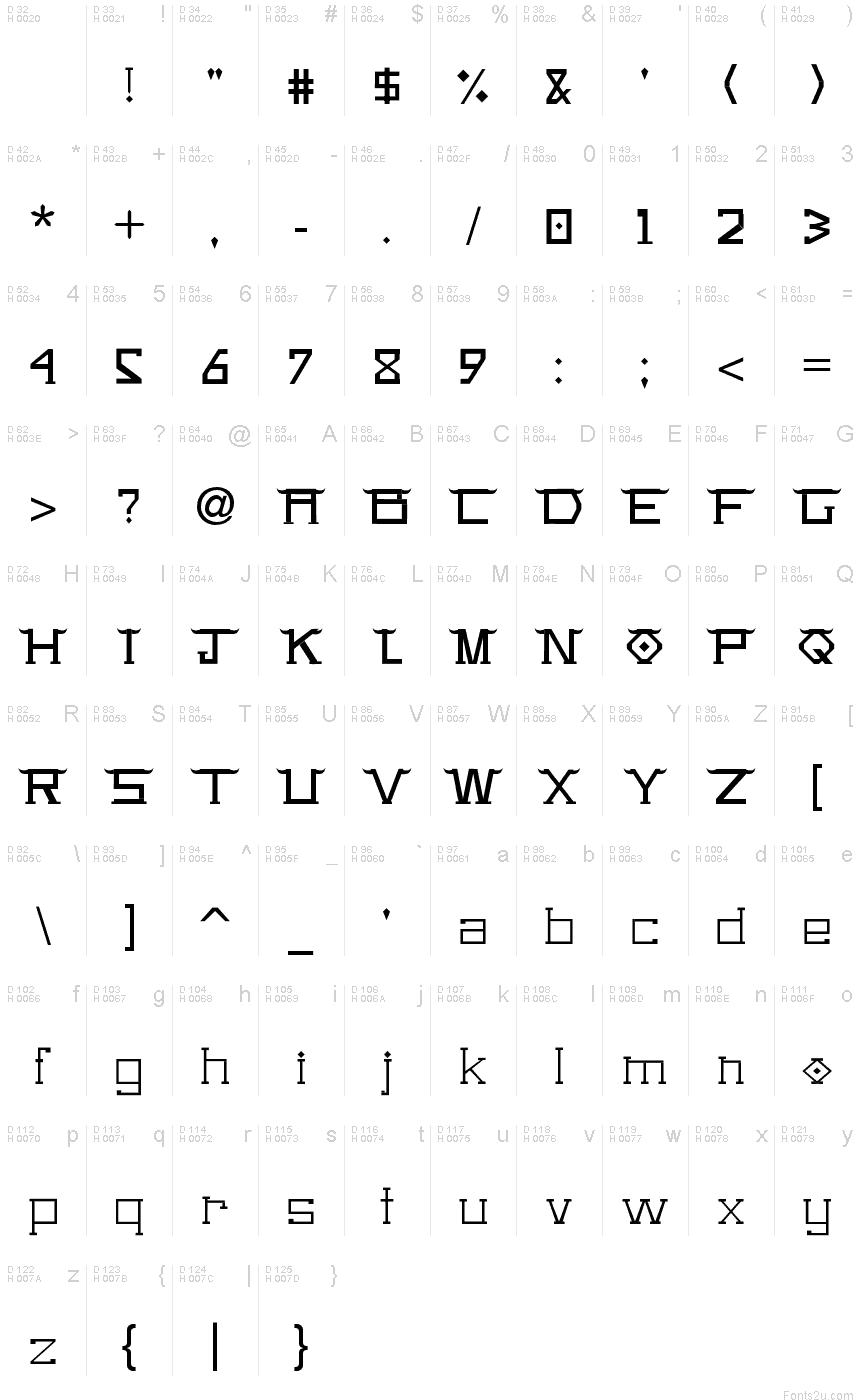 Freesans Font
