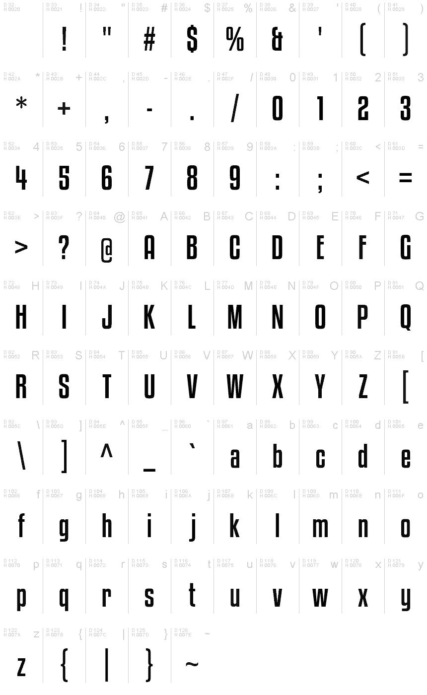 Gotham Font Free Windows