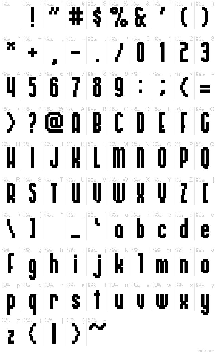 Download Relativity Regular font