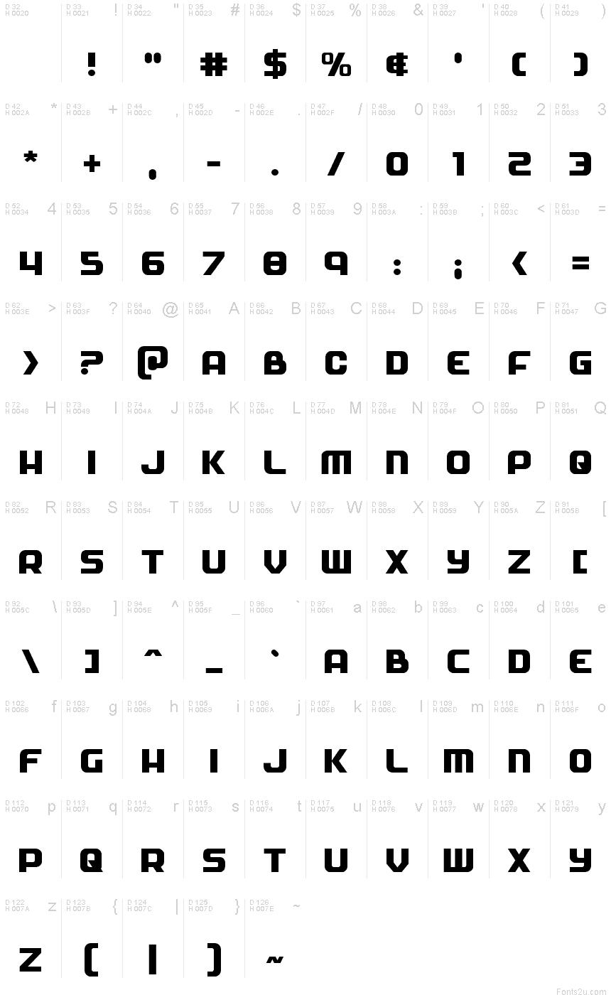 Download Soldier Regular font