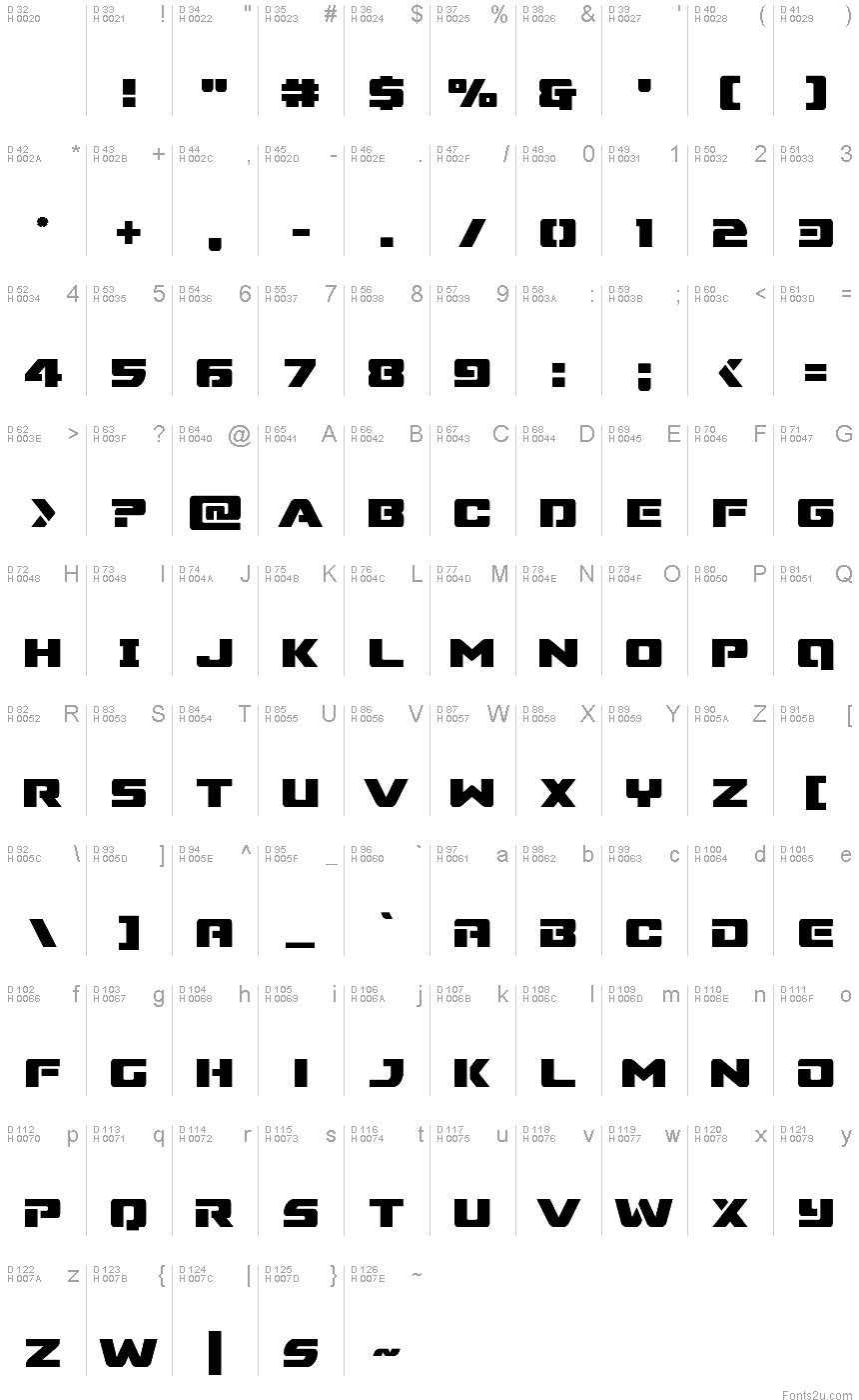 Super commando font basic font information biocorpaavc Image collections