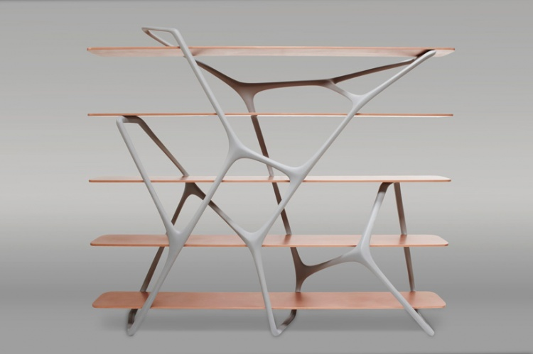 Modern Naturoscopie Shelf by Noé Duchaufour-Lawrance « HomeAdore