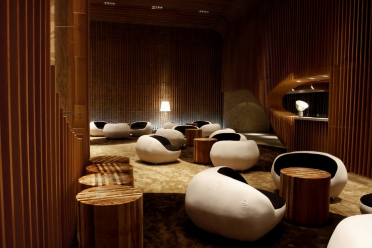 Tianxi Oriental Club by Feng Yu