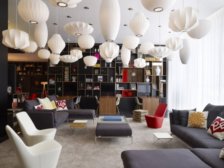 amazing interior: citizenm london bankside | homeadore