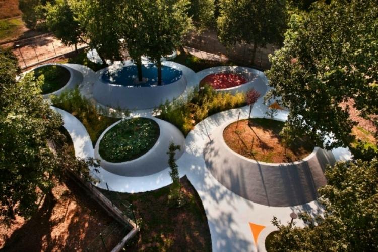 Sensational Garden Project by Nabito Architects