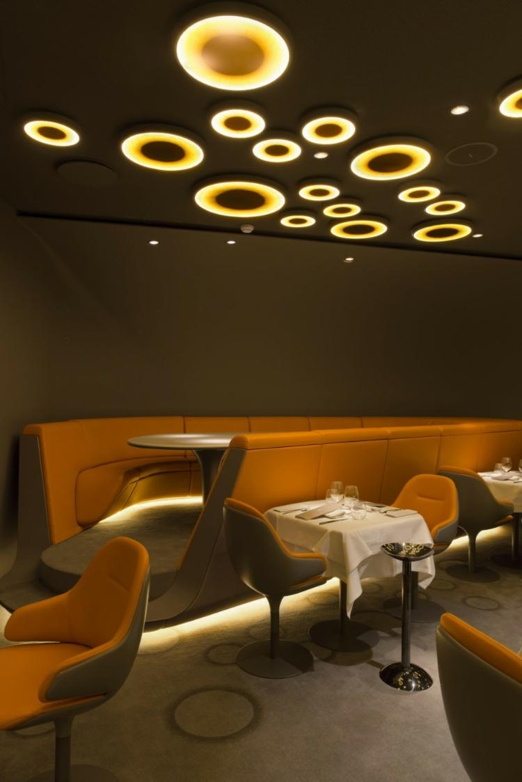 the amazing ciel de paris restaurant | homeadore