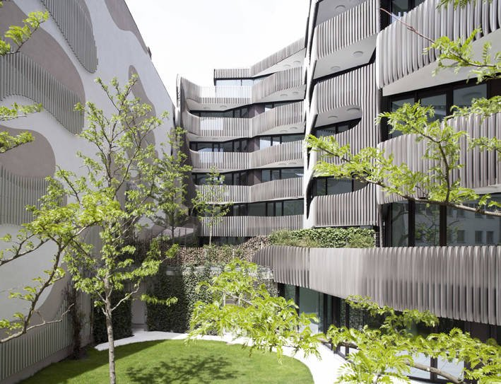 The JOH3 Building by J. Mayer H. Architects