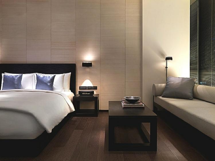 Luxurious Puli Hotel and Spa by Kume Sekkei HomeAdore