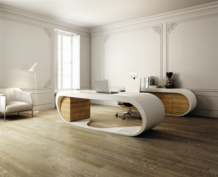 Goggle Desk by Danny Venlet