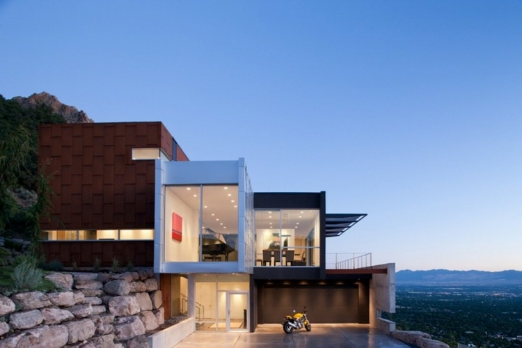 Elegant H House By Axis Architects Amazing Pictures