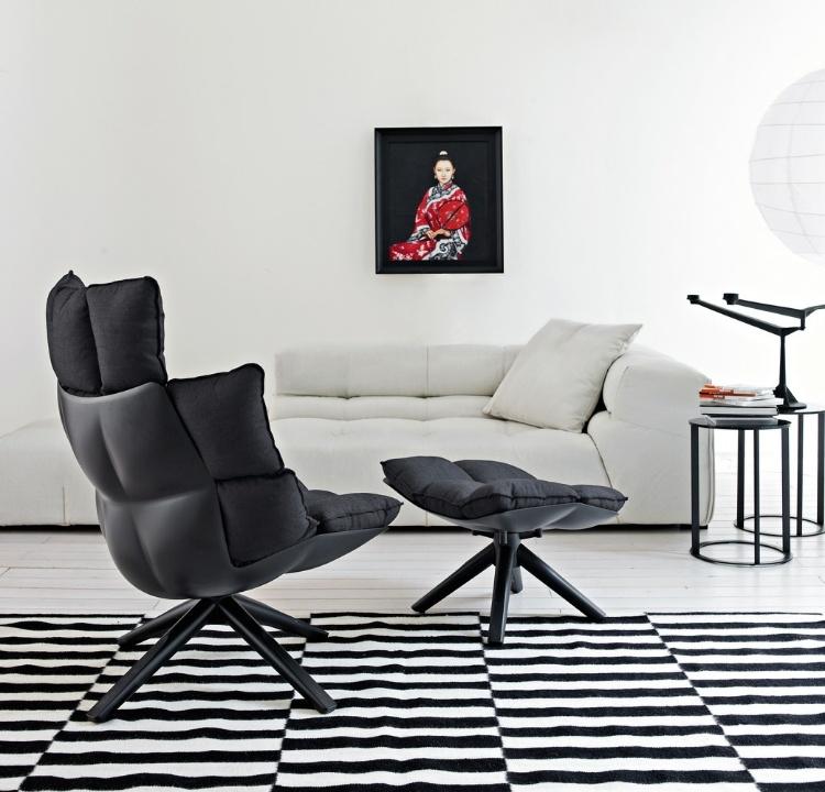 B6b Lounge Chair