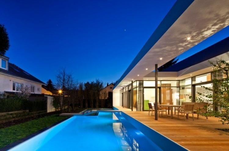 Дом немецкой архитектурной фирмы Dettling Architekten