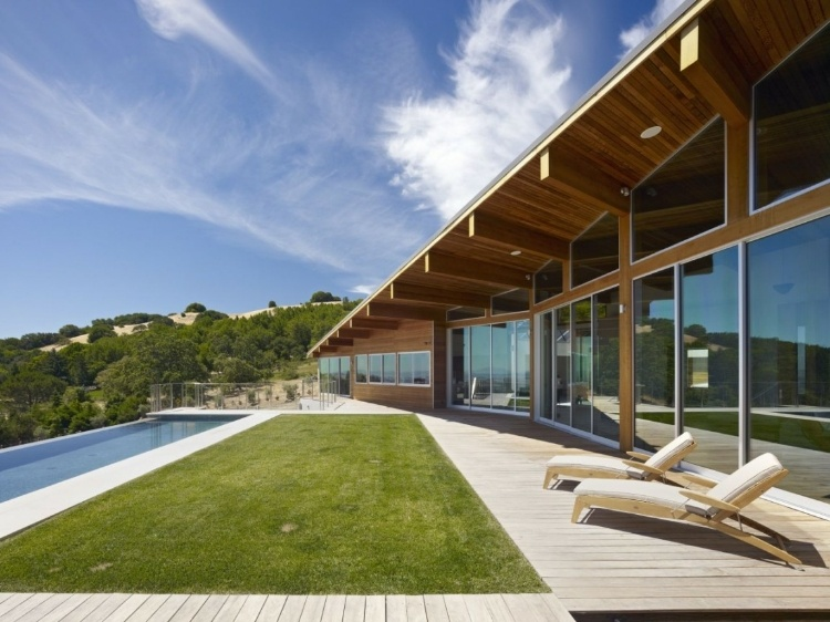 Marvelous Californian Vista Del Valle By Zimmerman And Associates