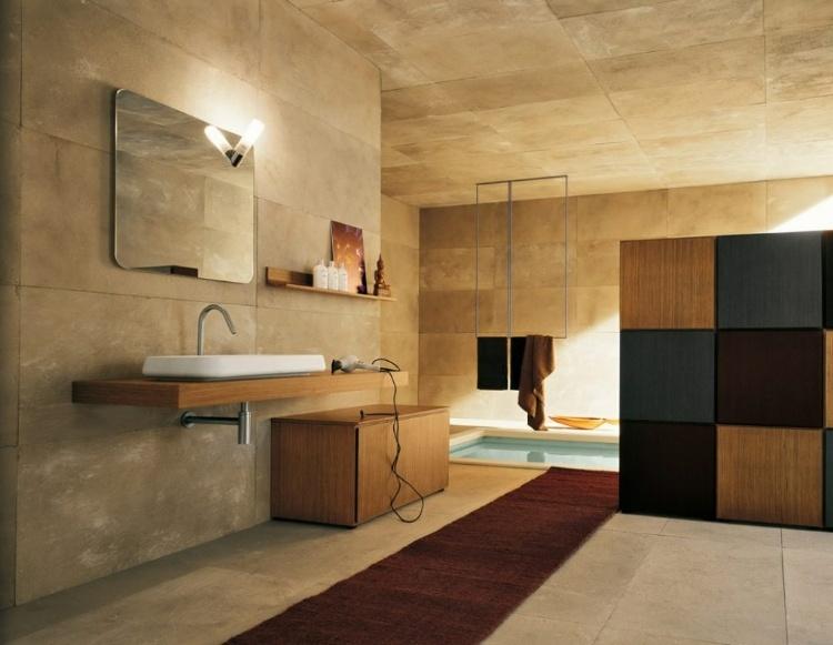 modern bathrooms | homeadore