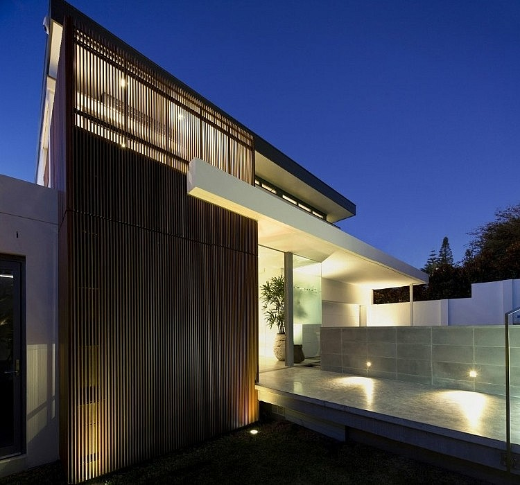 Attractive G House By Bruce Stafford Architects