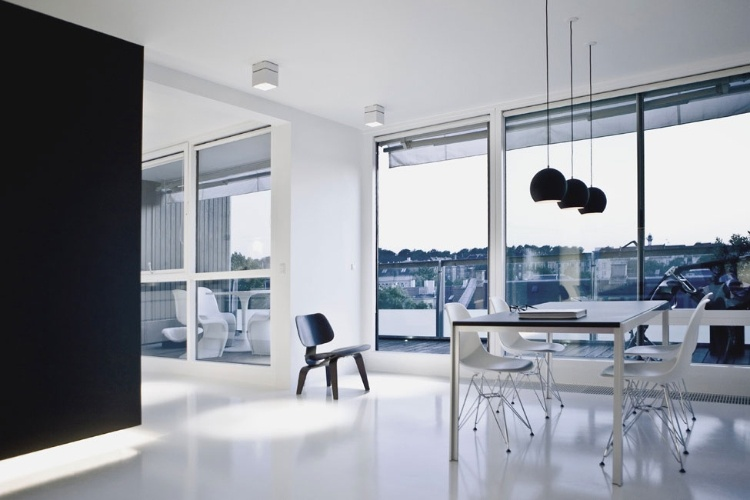 Copenhagen Penthouse II by Norm Architects