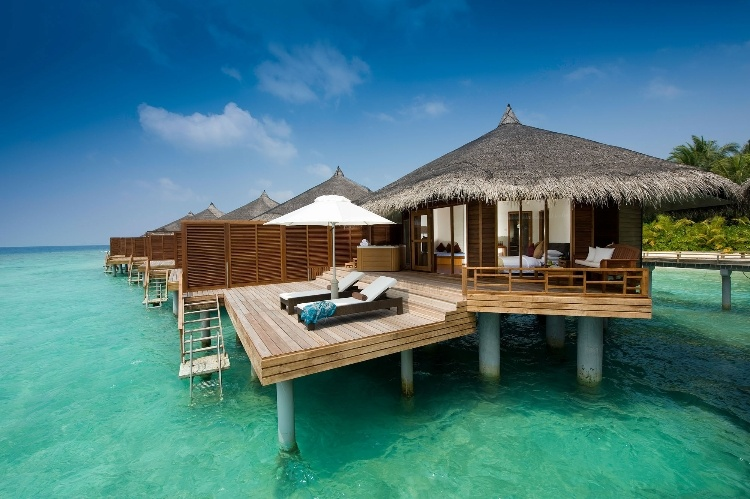 Kuramathi Resort – Maldives