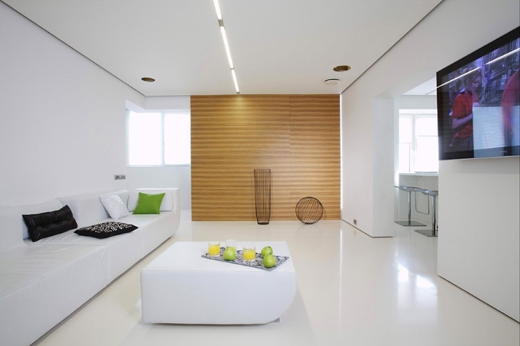 White Cube Apartment by ARCH.625 - 1