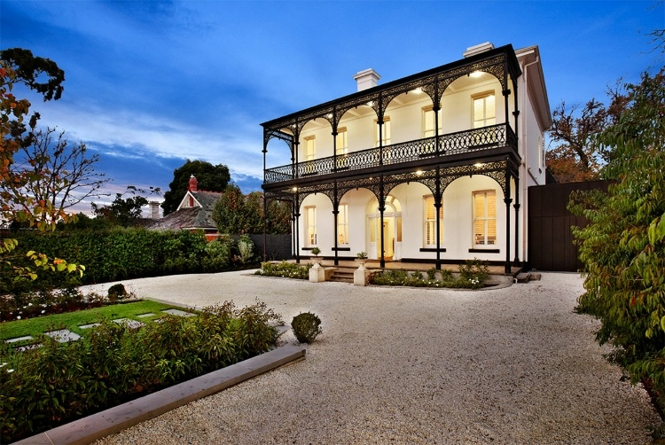 pin save email - Australian Victorian Houses