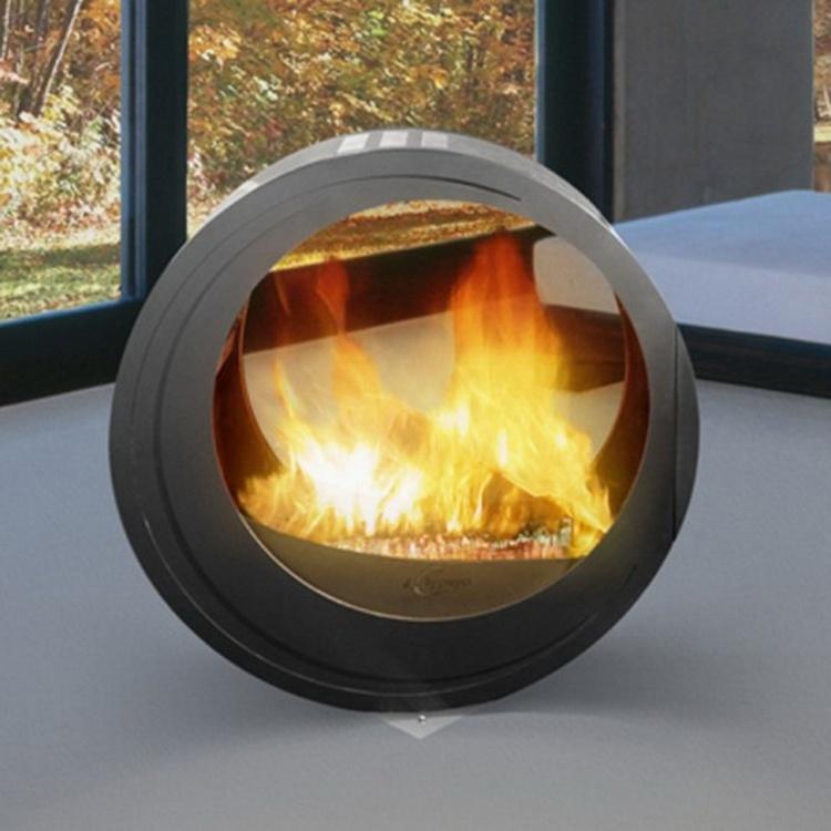 Modern Interior Fireplaces « HomeAdore