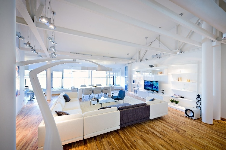 Awesome Studio Lofts | HomeAdore