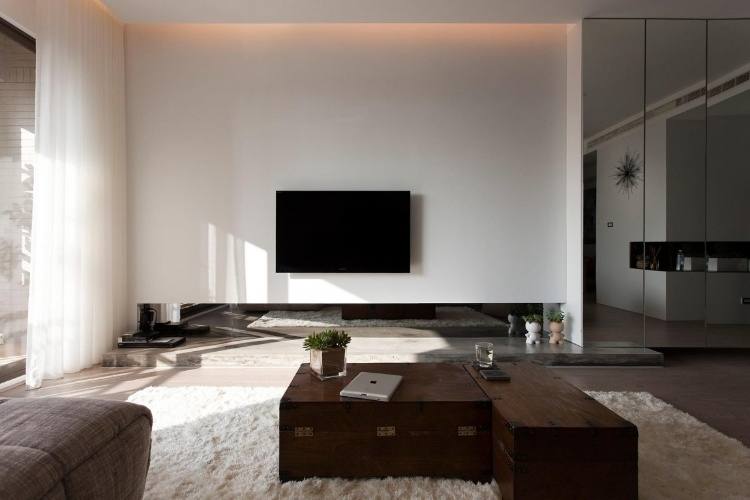 Contemporary Apartment by Fertility Design | HomeAdore