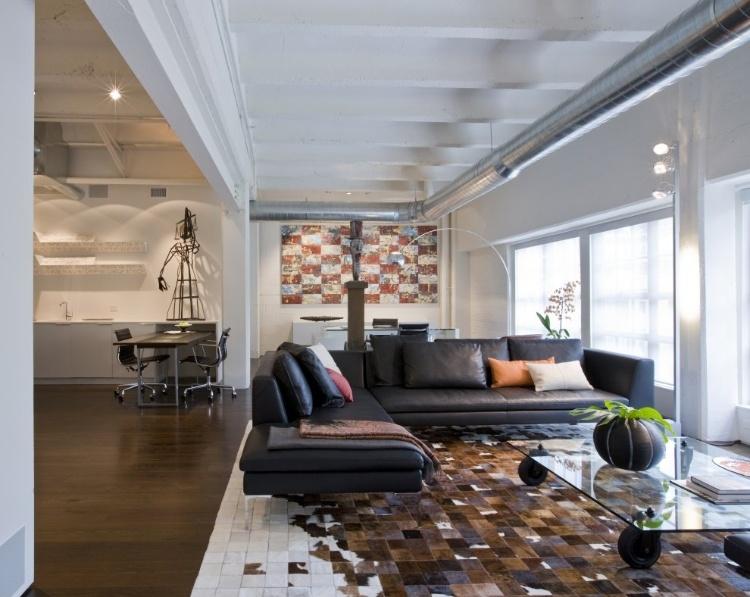 Contemporary Loft by Studio Santalla