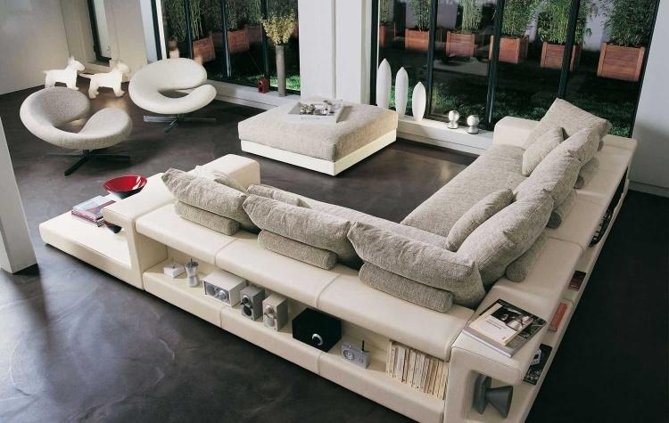 Amazing Sofas by Roche Bobois | HomeAdore