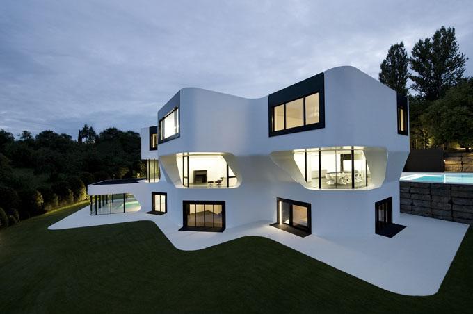 Various Unique Houses « HomeAdore