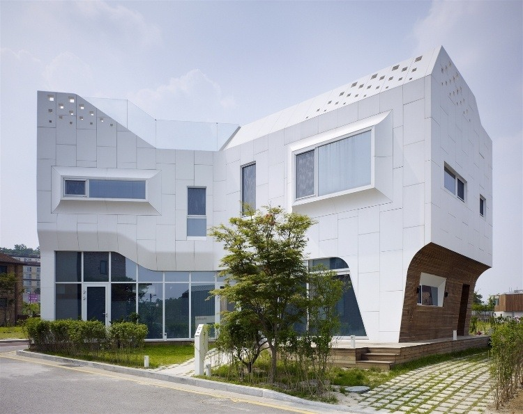 Pankyo House by Office 53427