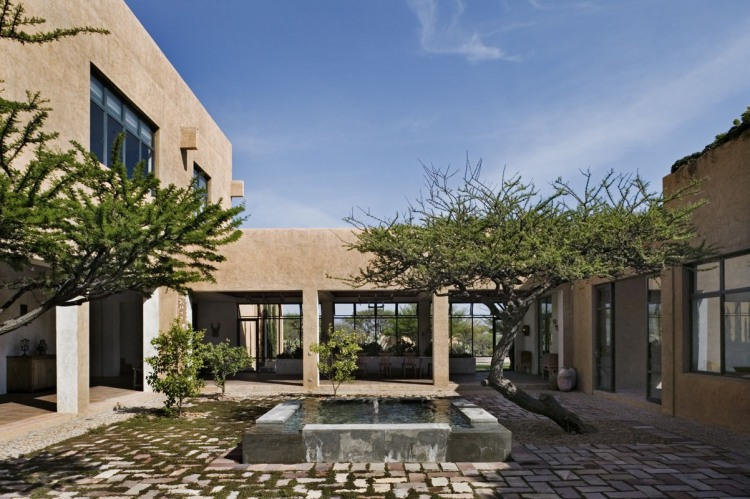 A Mexican Hacienda HomeAdore