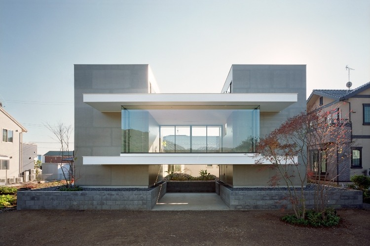 Outotunoie house by ma style architects
