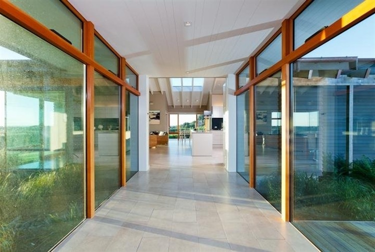 008 te horo wetland house homeadore for The space studio architects