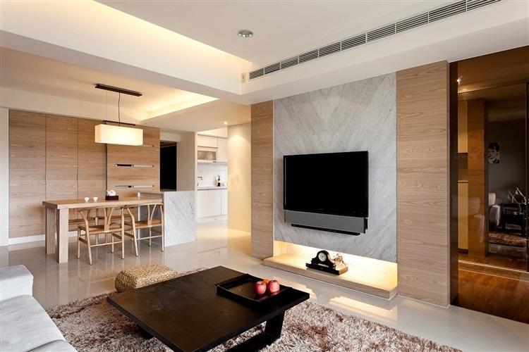 Minimalistic Interior By Fertility Design
