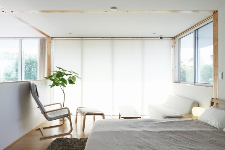 Minimalistic Japanese Interior Designs « HomeAdore