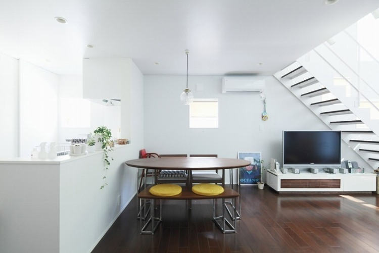 Minimalistic Japanese Interior Designs