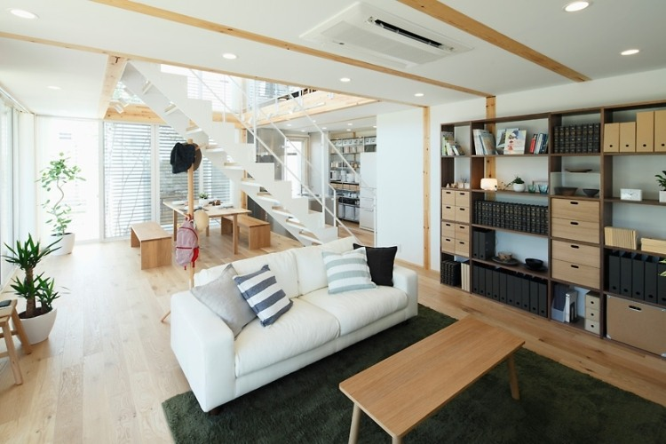 Minimalistic Japanese Interior Designs « HomeAdore