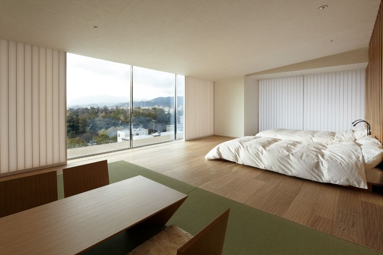 Modern Japanese Interior Design minimalistic japanese interior designs | homeadore