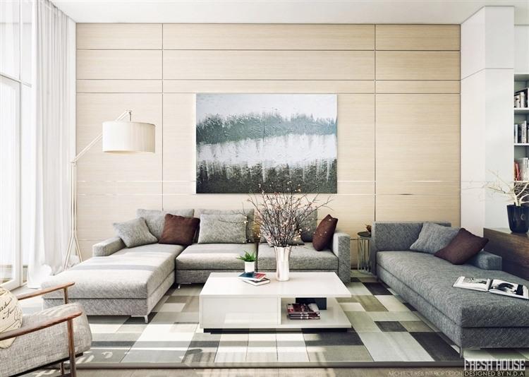 ... Modern Living Room Interior Design 2013