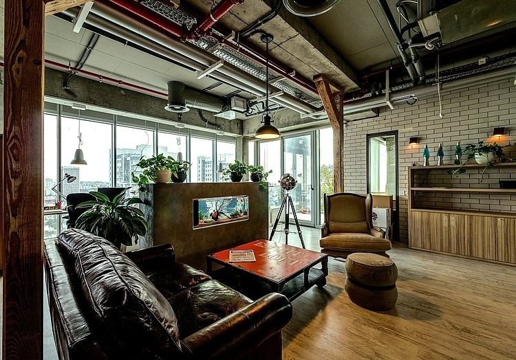 google hq office. New Google Tel Aviv Office By Camenzind Evolution Hq