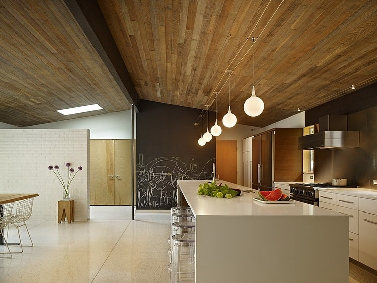 Lakewood Mid-Century by DeForest Architects « HomeAdore