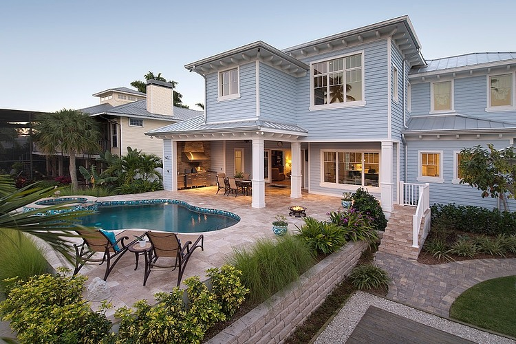 Delicieux Old Florida Home By Weber Design Group