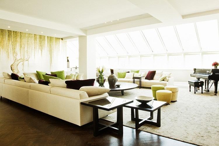 Giorgetti Penthouse By Gal Nauer And Giorgetti