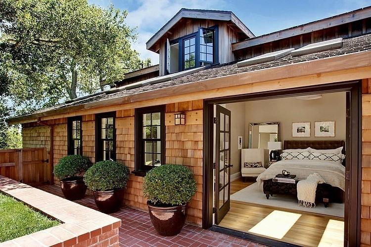 Недорогой дизайн частного дома
