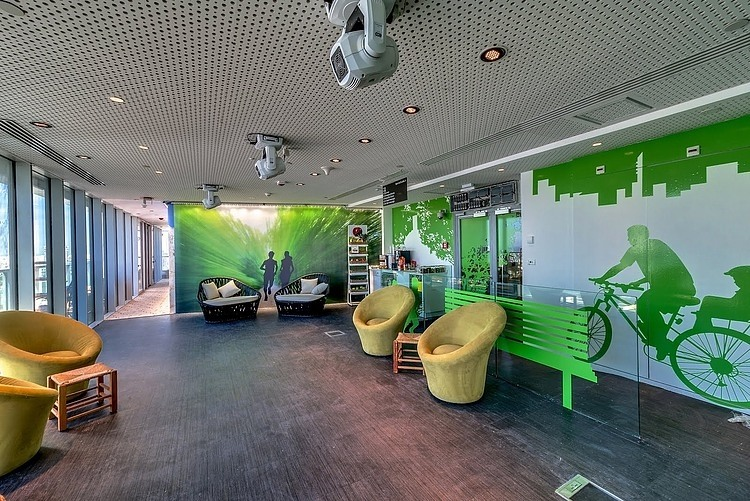 New Google Tel Aviv Office By Camenzind Evolution HomeAdore