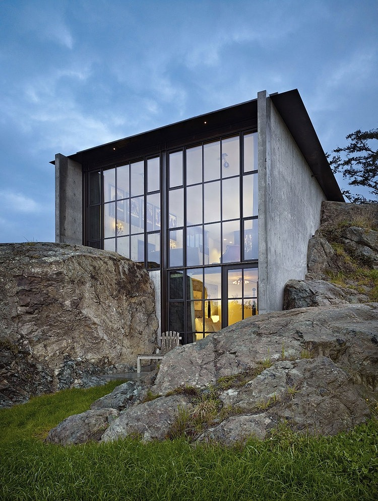 The Pierre by Olson Kundig Architects