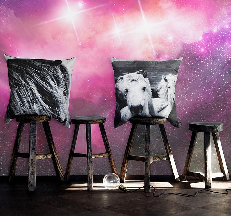 Open Up to the Universe with Wall Murals from PIXERS