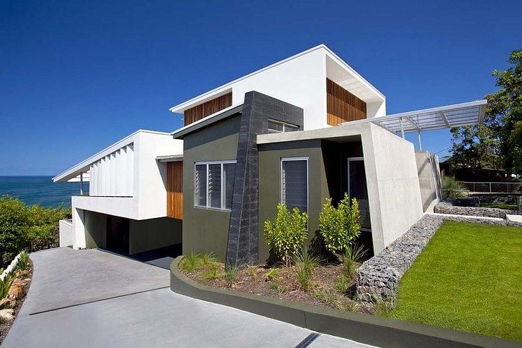 Nice Coolum Bays Beach House By Aboda Design Group